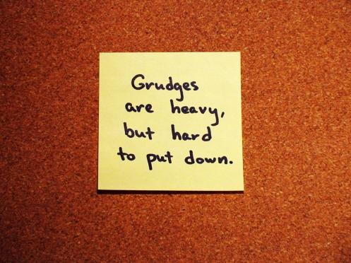 grudges