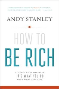 how to be rich cover